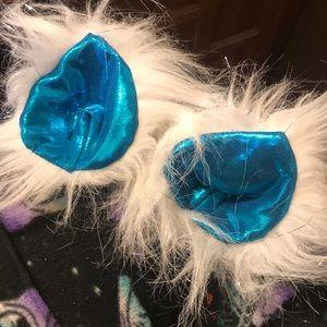 Furry costume ears
